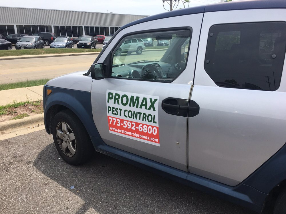 Promax Pest Control: 1811 N Larrabee, Chicago, IL