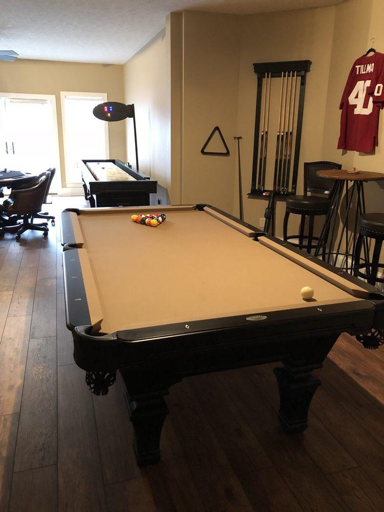 American Billiards & Outdoor Recreations: 312 Lee St W, Charleston, WV
