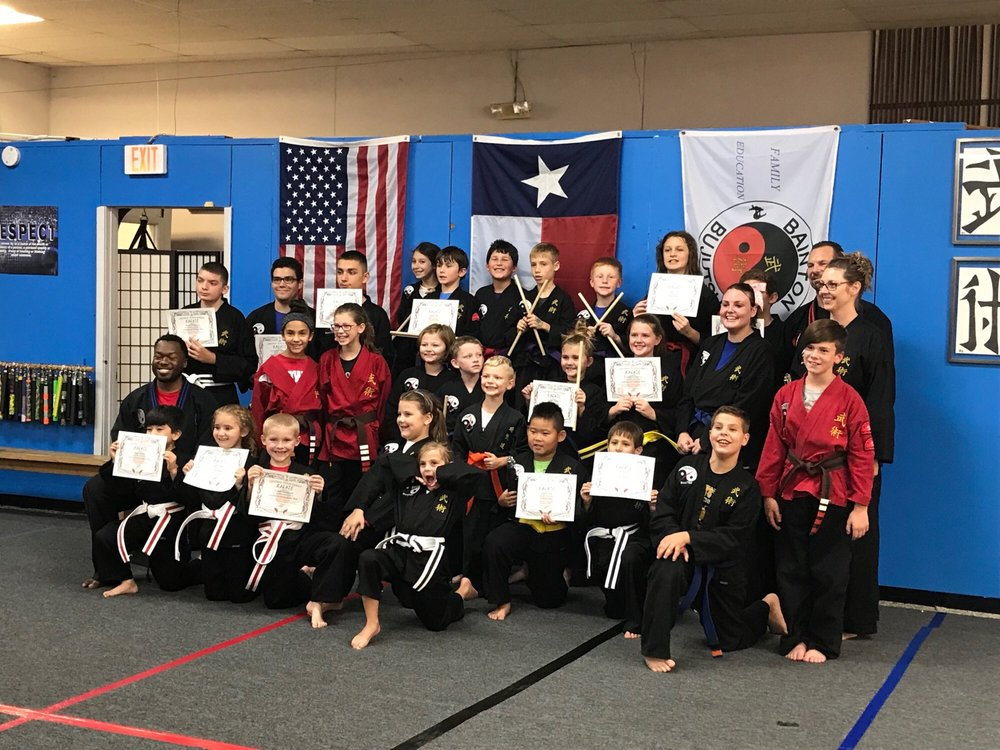 Central Texas Family Karate: 211 W Panther Way, Hewitt, TX