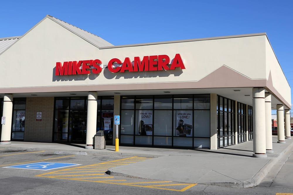 Mike's Camera- Wheat Ridge: 3830 Wadsworth Blvd, Wheat Ridge, CO