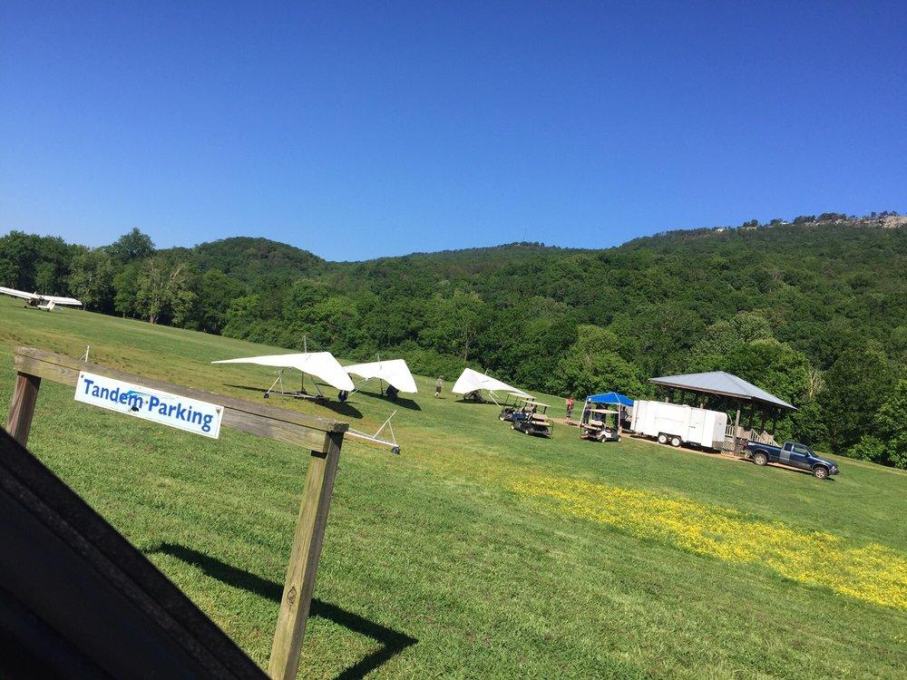 Lookout Mountain Hang Gliding: 7201 Scenic Hwy, Rising Fawn, GA