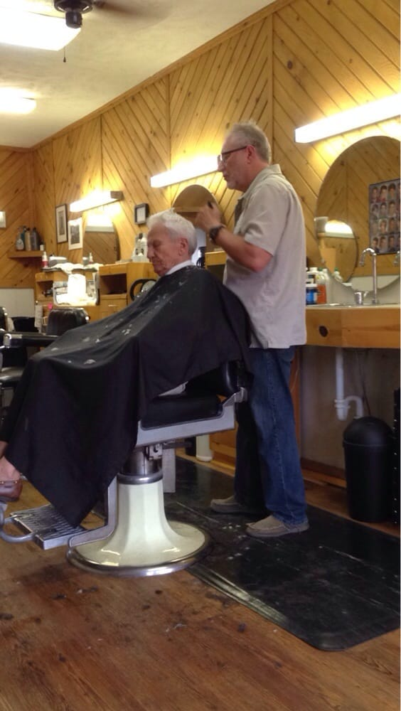 The Barber Shop: 216 S Benzie Blvd, Beulah, MI