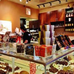Leonidas Chocolate Cafe Chicago Menu