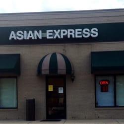 Asian Express Restaurant Hope Mills Nc