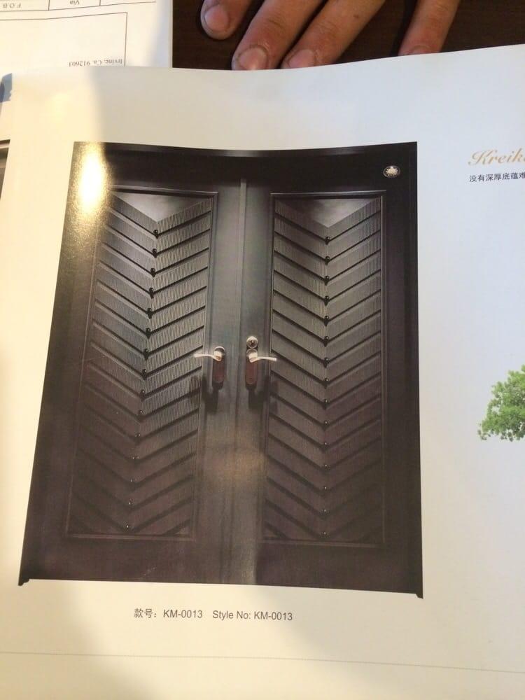 Custom aluminum doors yelp for United states aluminum corporation doors