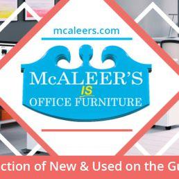 McAleer\'s Office Furniture - Office Equipment - 4625 N Davis Hwy ...