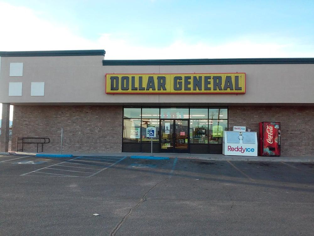 Dollar General: 1310 E Pine St, Deming, NM