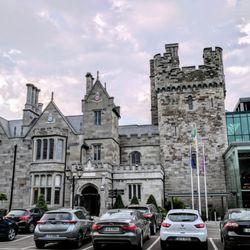 Photo Of Clontarf Castle Hotel Dublin Republic Ireland Exterior