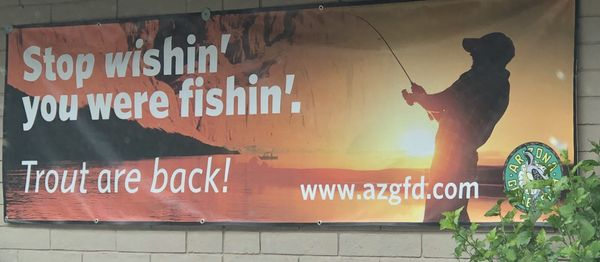 Arizona Game & Fish Dept 2878 E White Mountain Blvd Pinetop, AZ