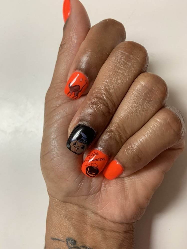 The Nails Spot: 1700 Winder Hwy, Dacula, GA