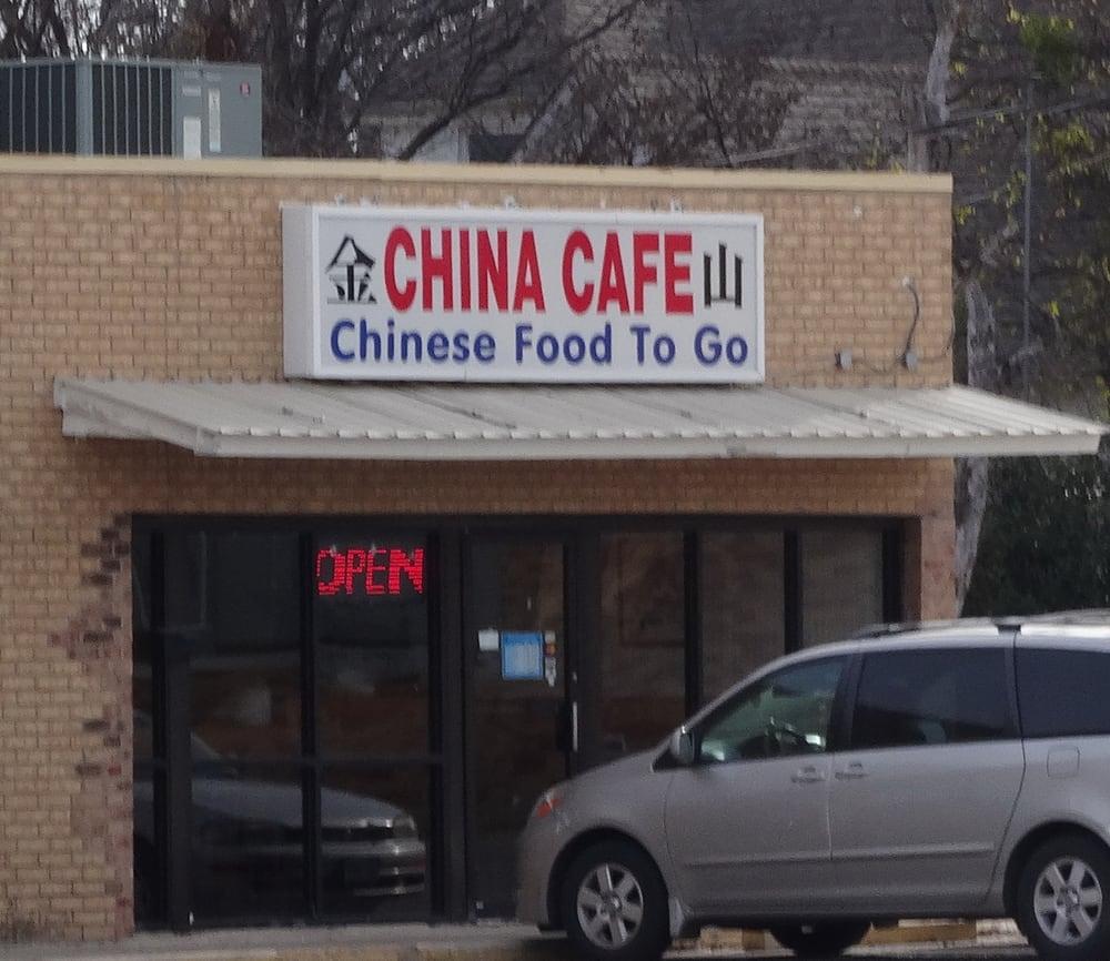 China Cafe Brownwood Menu