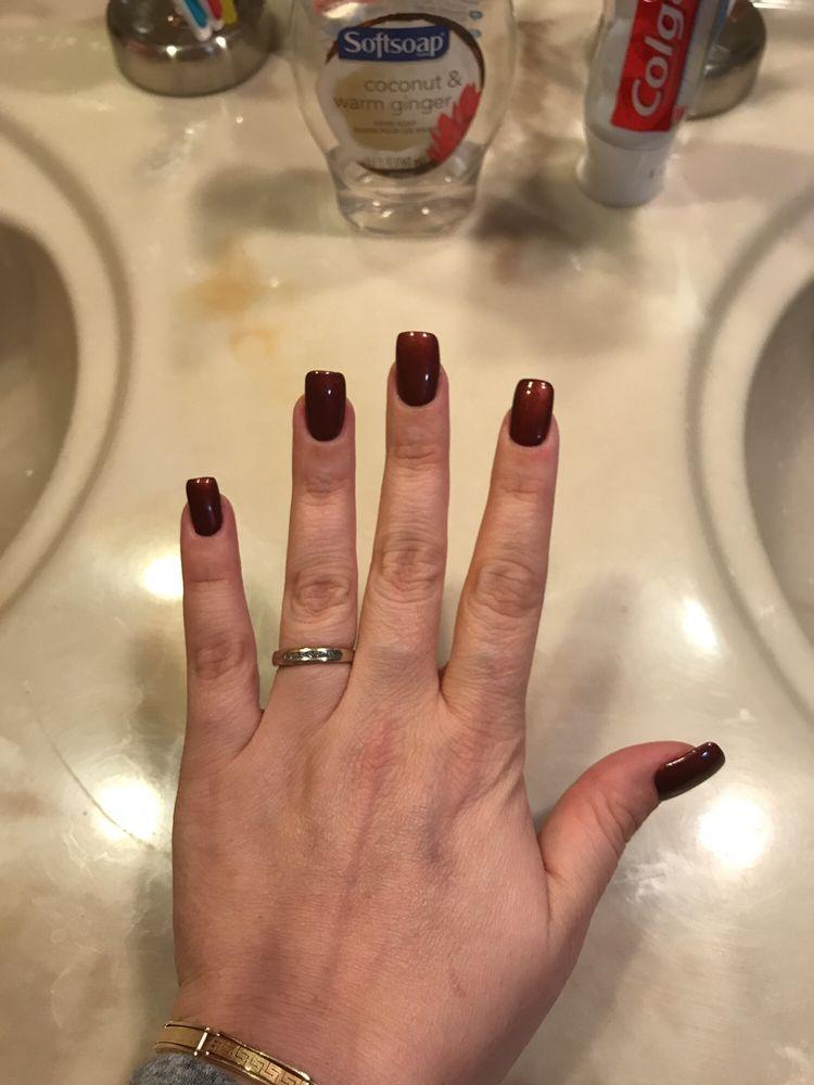 Glamour Nails: 538 Susquehanna Blvd, Hazleton, PA