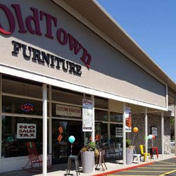 Photo Of Old Town Furniture   Vacaville, CA, United States. Store Front In