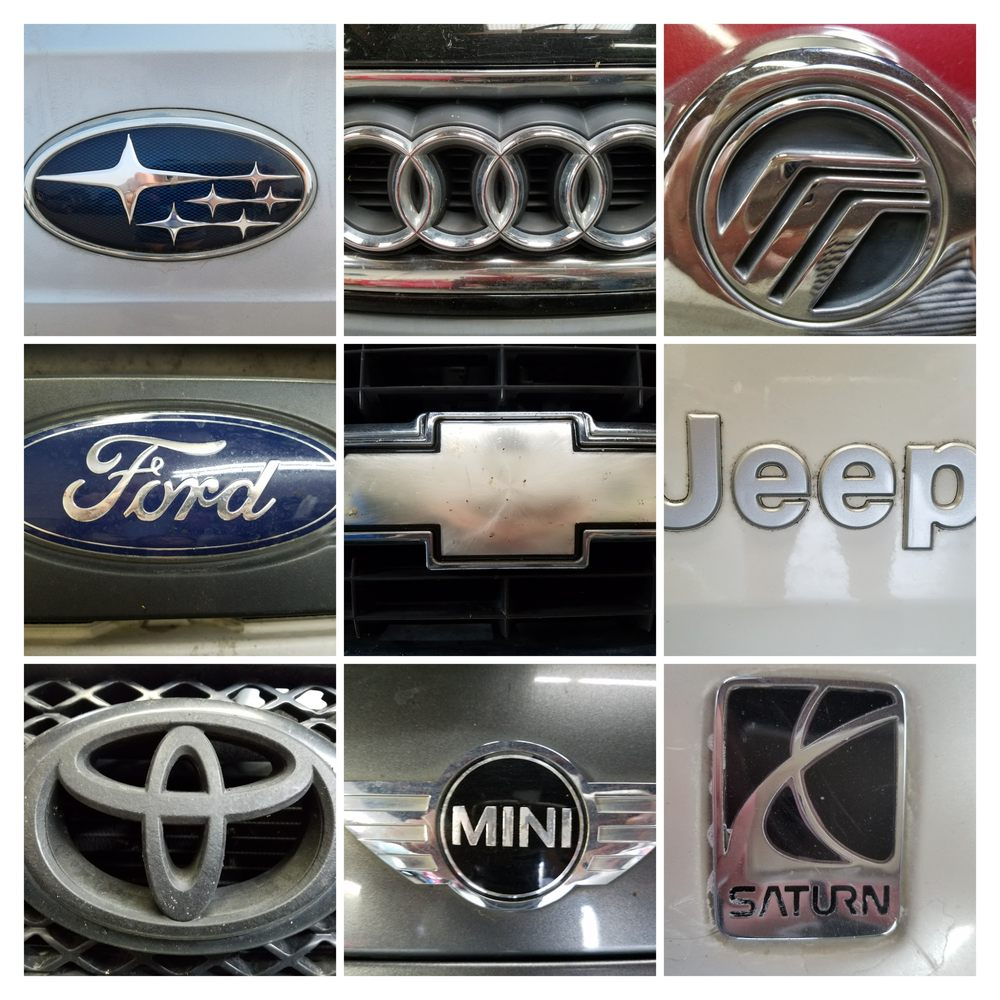 These Are Just A Few Of The Vehicles We Work On What Kind Of Car Do