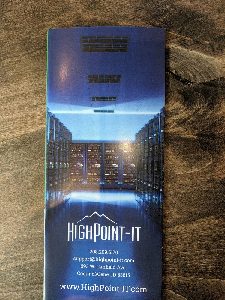 HighPoint-it: 693 W Canfield Ave, Coeur d'Alene, ID