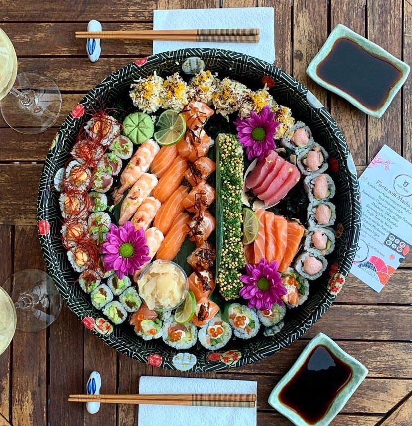 Sushi Fella: 87-11 35th Ave, Jackson Heights, NY