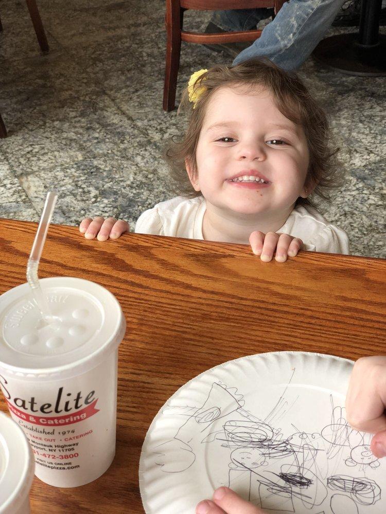 Satelite Pizza & Catering: 799 Montauk Hwy, Bayport, NY
