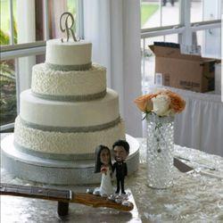 Photo Of Lucyu0027s Cake Shop   San Antonio, TX, United States. Wedding Cake