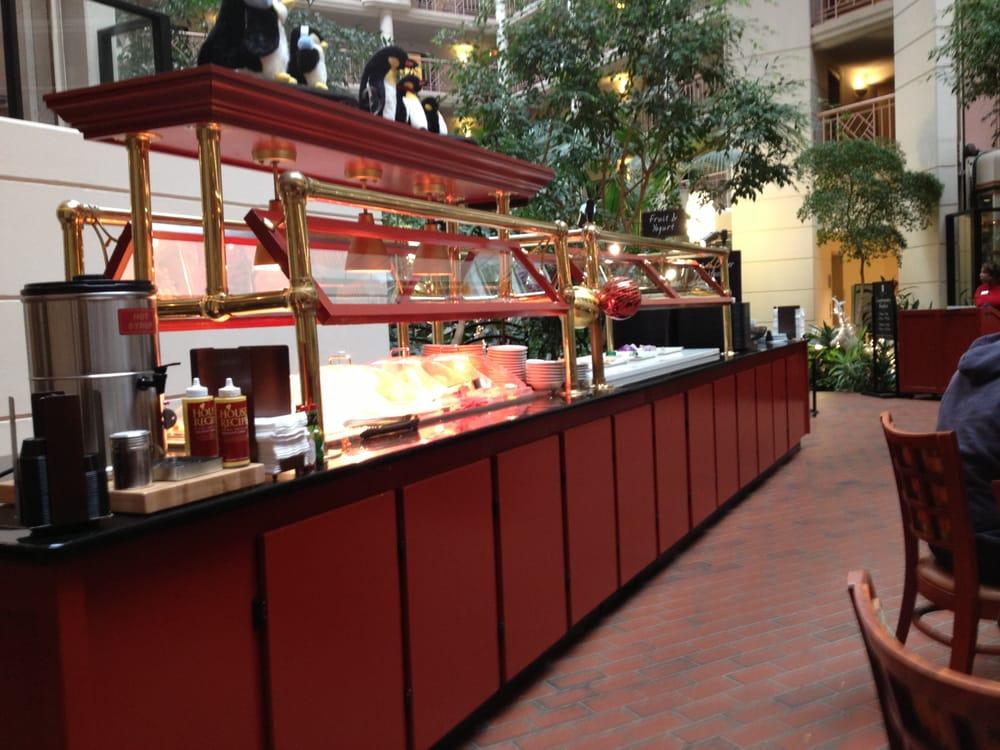 Atrium Grill & Bar: 2925 Emerywood Pkwy, Richmond, VA