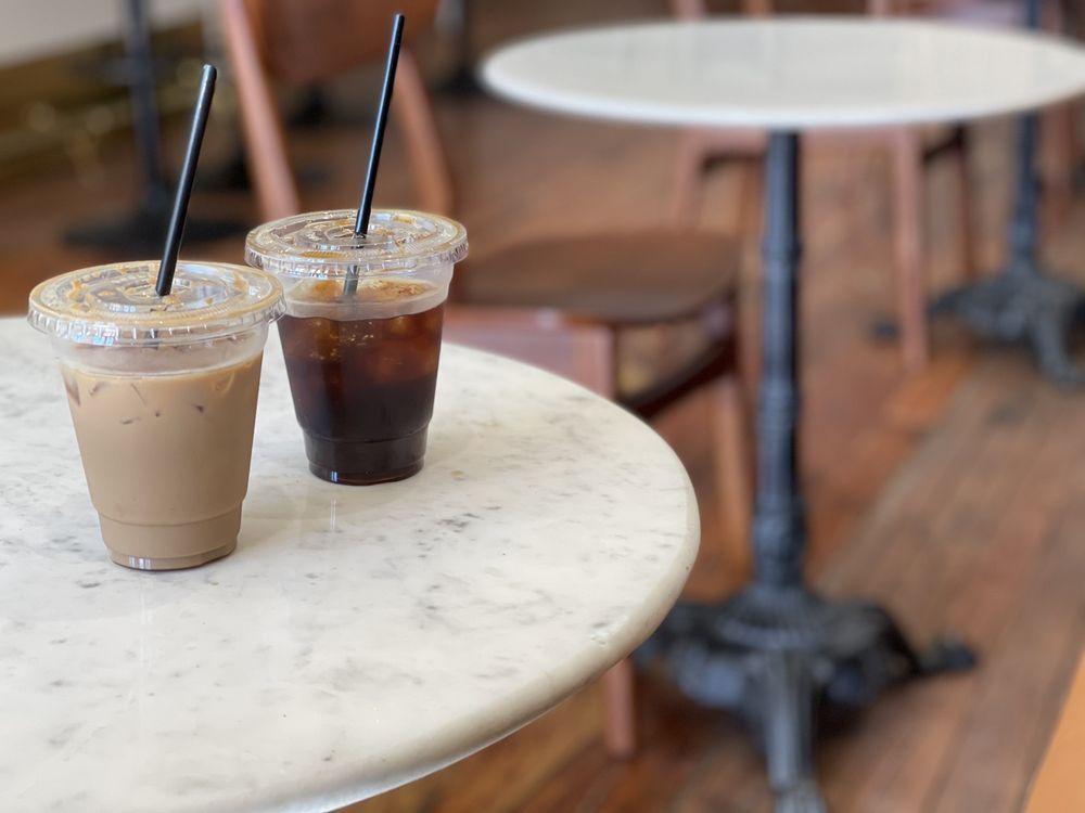 12 Stories Coffee: 206 McKinney St, Farmersville, TX