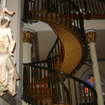 Photo Of Loretto Chapel   Santa Fe, NM, United States. Spiral Staircase