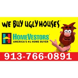 We Buy Ugly Houses >> We Buy Ugly Houses Homevestors Kansas City Real Estate