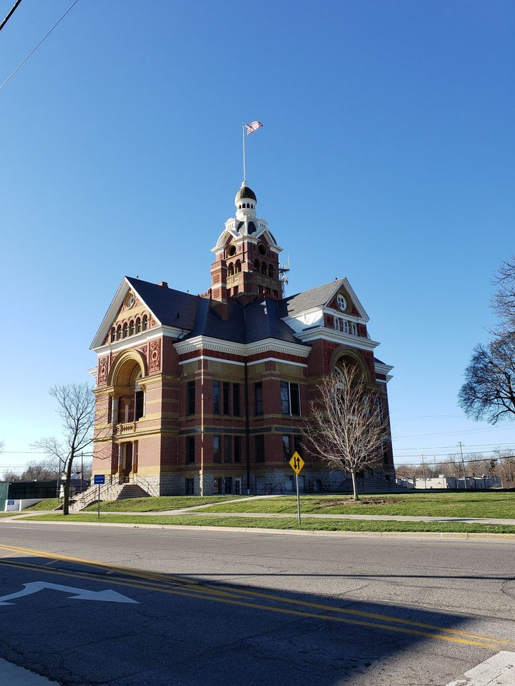 Old Courthouse: 301 N Main St, Adrian, MI
