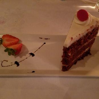 Red Velvet Cake Downtown Toronto