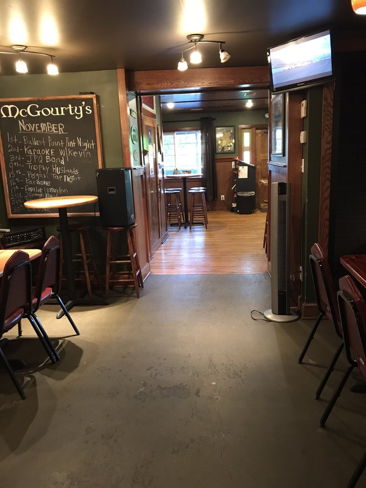 McGourty's Pub: 74 N Trade St, Tryon, NC