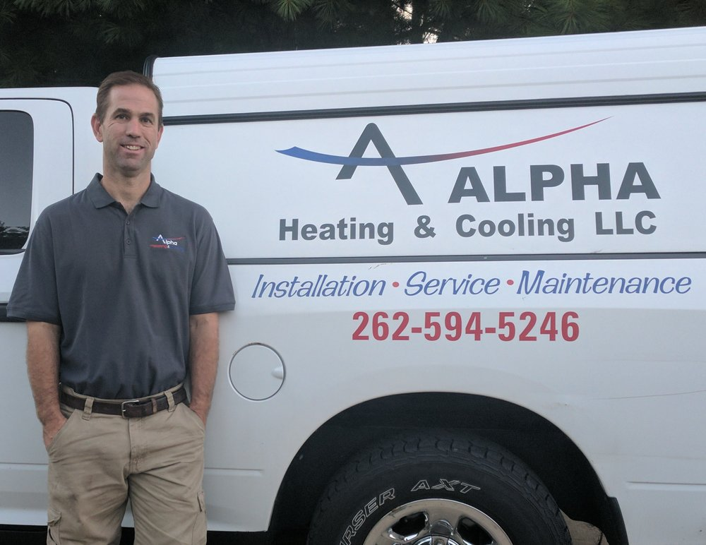 Alpha Heating & Cooling: 312 Apple Tree Ct, Eagle, WI