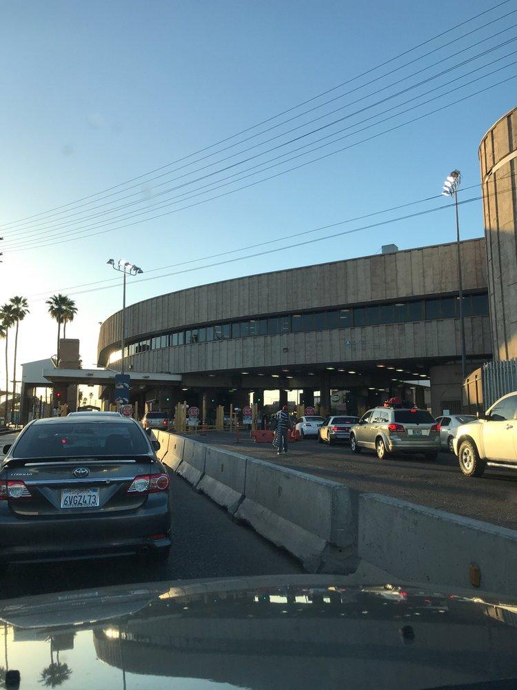 Calexico West Port Entry: 200 E First St, Calexico, CA