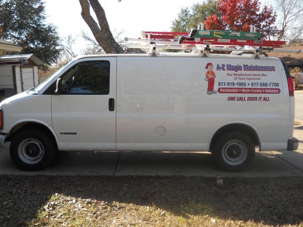 A-Z Magic Maintenance Services: Benbrook, TX