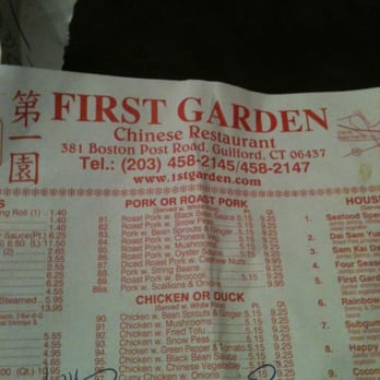 Chinese Food In Guilford Ct