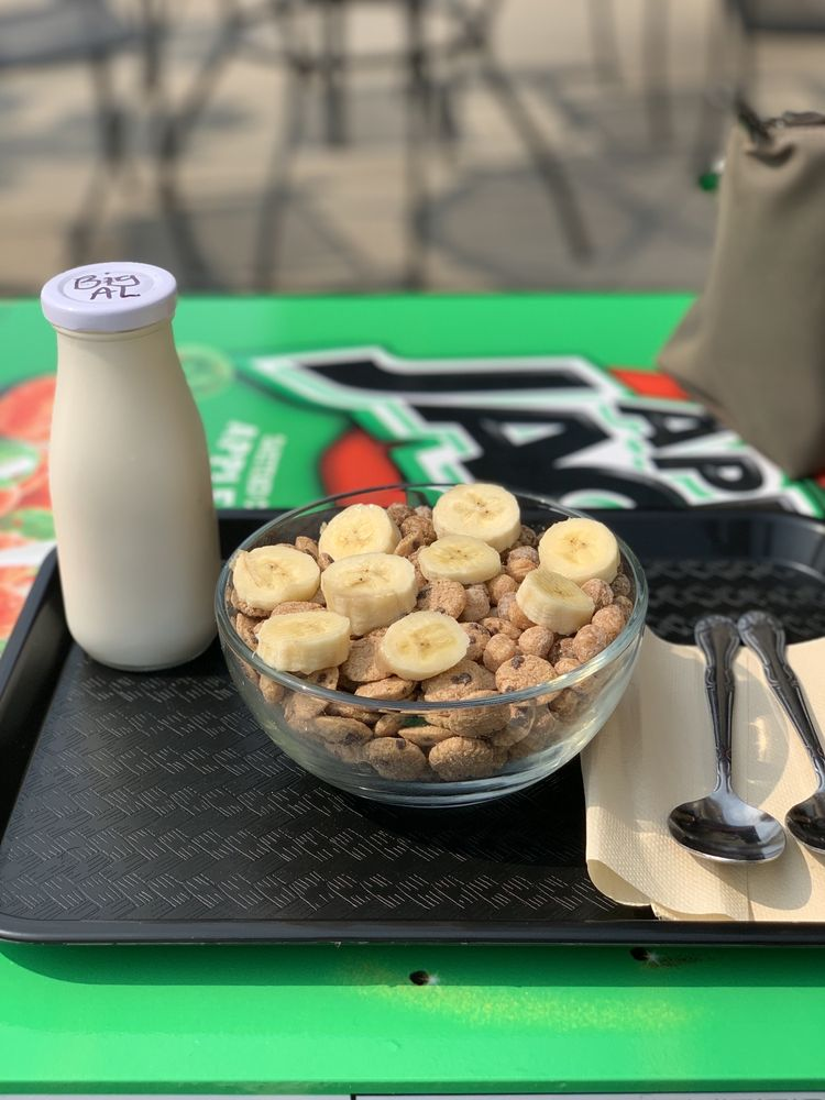 Food from Cereal Spot