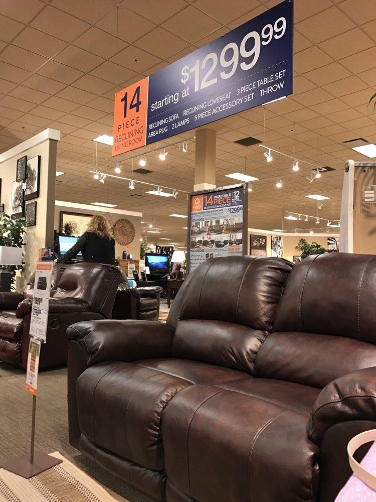 Ashley Homestore 34 Photos 128 Reviews Furniture Stores 1721 E Ventura Blvd Oxnard Ca