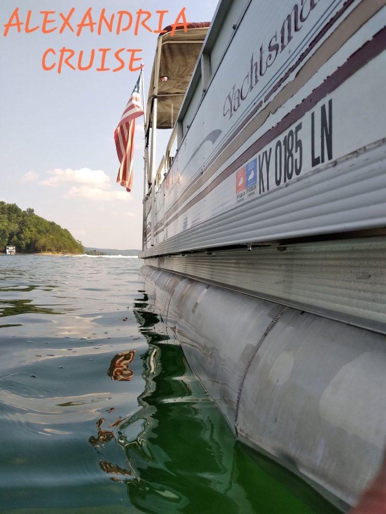 Alexandria Cruise Charting & Kayak Rental: 354 Maupin Rd, Lancaster, KY