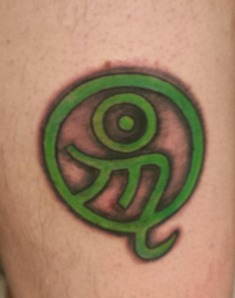 Dredg Symbol Meaning Change This Was Taken The Day After So