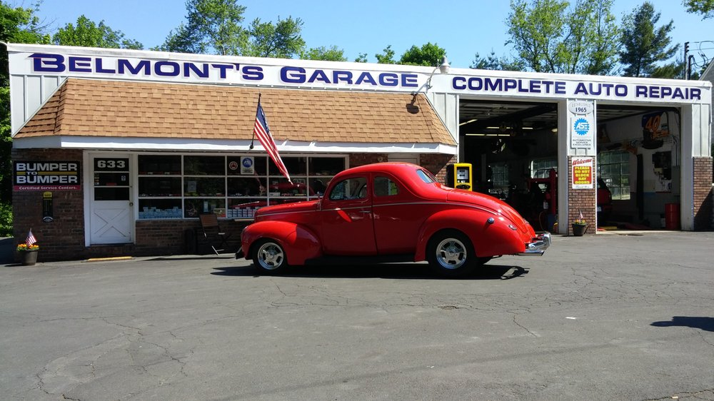 Belmont's Garage: 633 W Maple Ave, Langhorne, PA