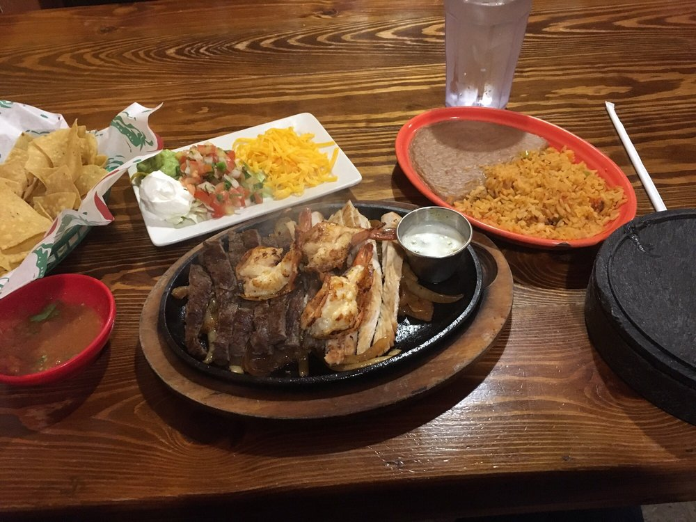El Ranchero Mexican Restaurant: 123 King St, Nacogdoches, TX