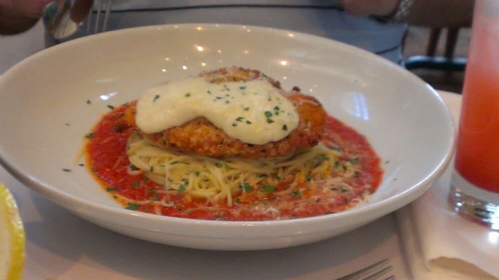 Chicken Milanese Yelp