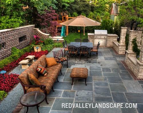 Red Valley Landscape & Construction: 22555 N Meridian Ave, Edmond, OK