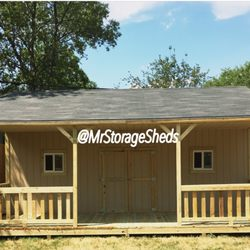 Photo Of Mr. Storage Sheds   Houston, TX, United States. Custom Cabin
