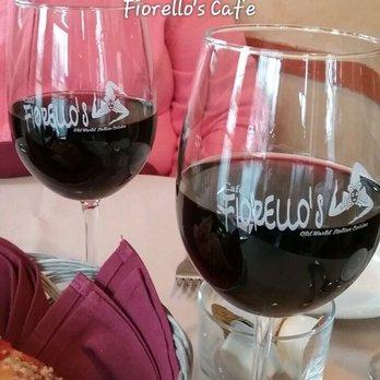 Cafe Fiorello West Chester Menu