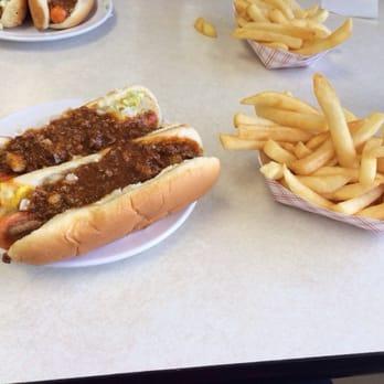 Zack S Hot Dogs In Burlington