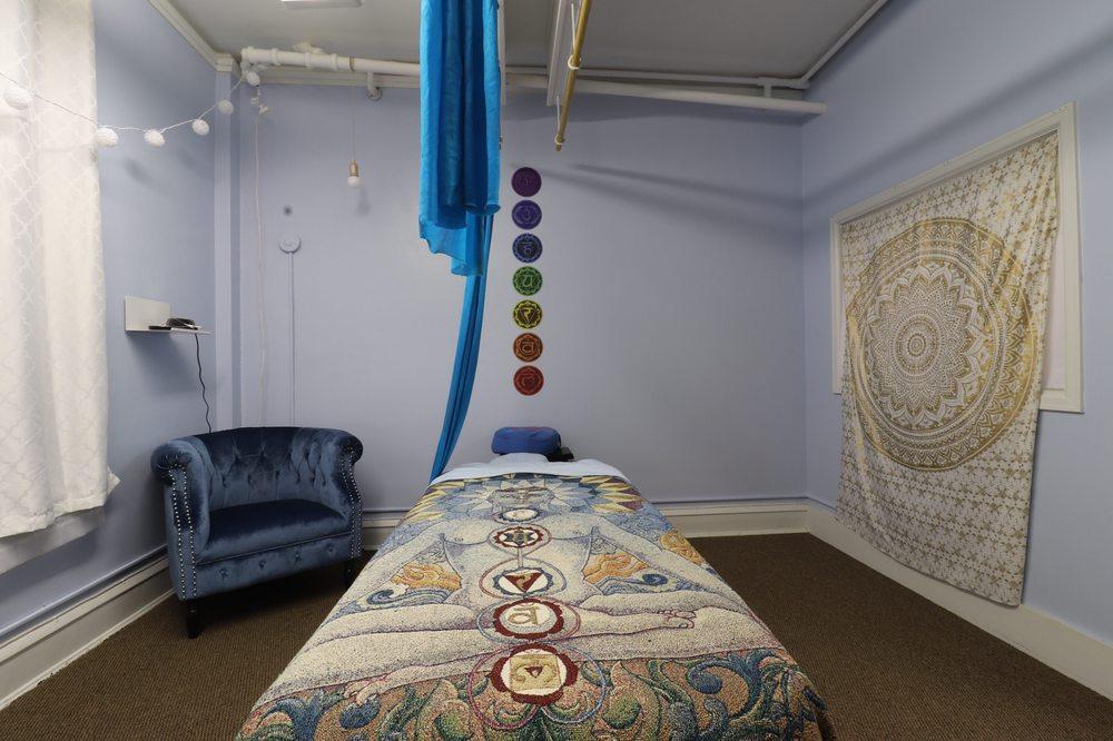 CU Massage: 44 E Main St, Champaign, IL