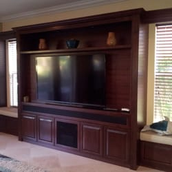 Exceptionnel Photo Of Florida Home Theater Cabinet   Winter Park, FL, United States.  Leader