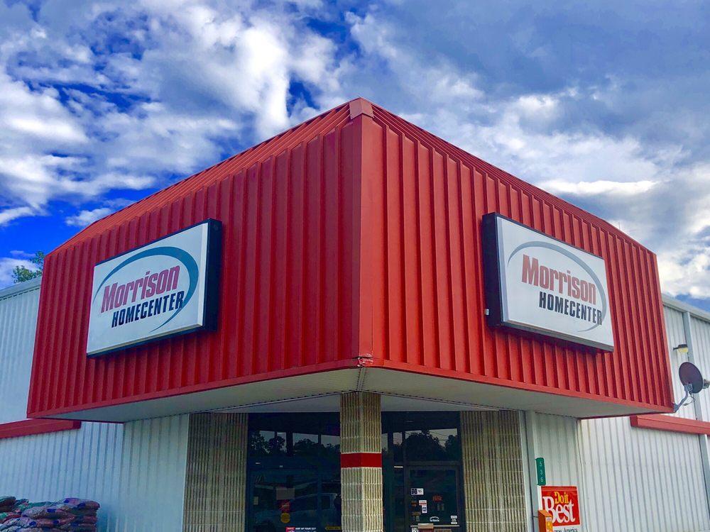 Morrison Home Center: 536 S Jefferson St, Nashville, GA