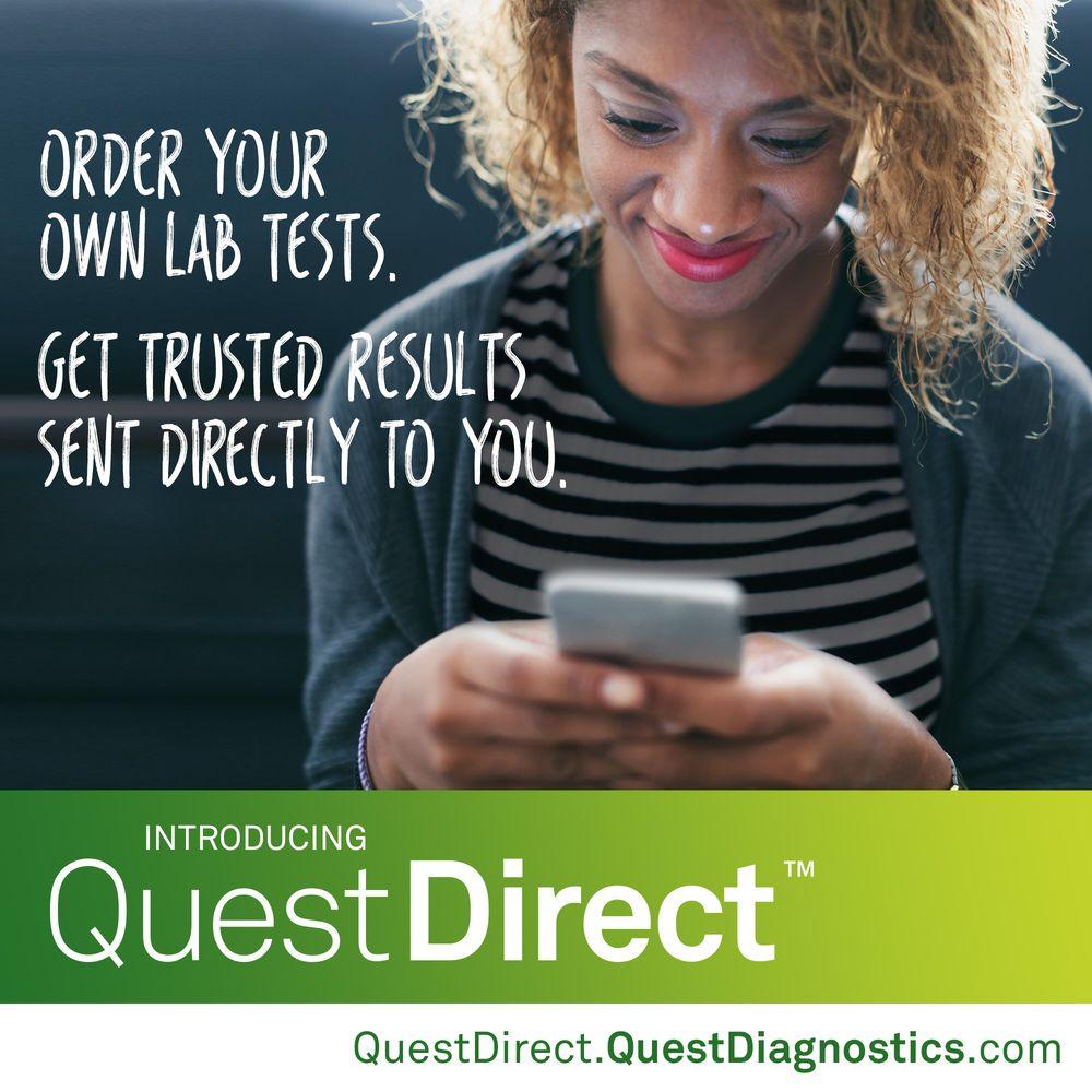 Quest Diagnostics: 801 S HAM LN, LODI, CA