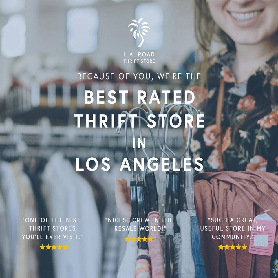 L.A. ROAD Thrift Store