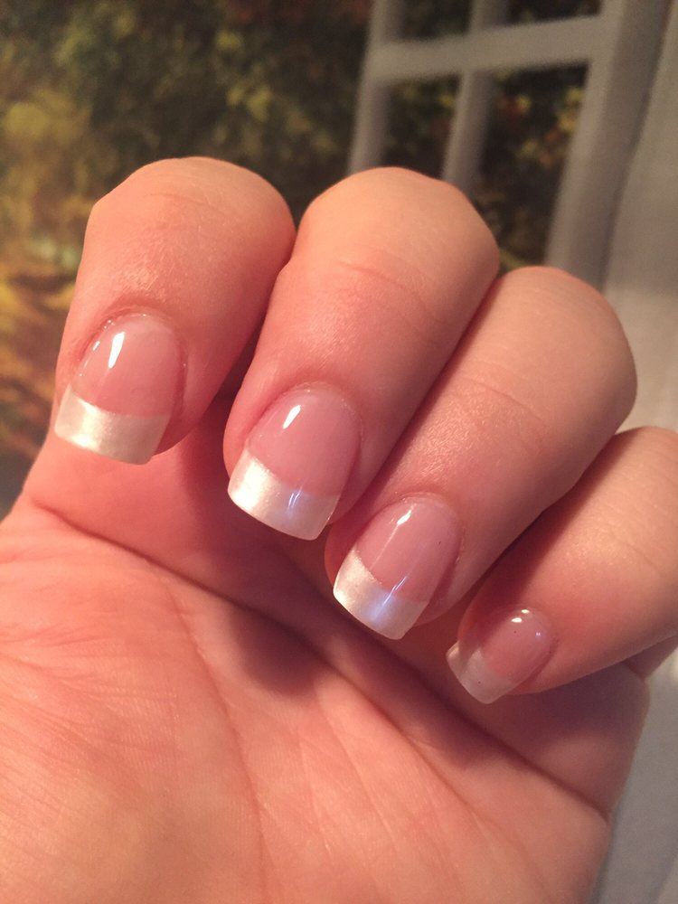 Pearl Tip Nails - Yelp